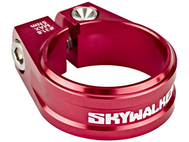 Abrazadera para tija Sixpack Skywalker ø 31,8 mm